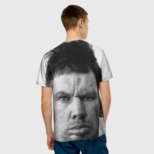 Мужская футболка 3D Жмышенко Валерий Альбертович Фото 01