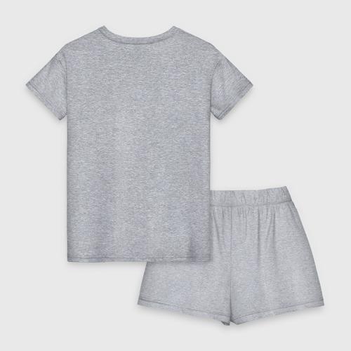 Billy ANIKI Aquarell (женская пижама с шортиками хлопок) фото 1