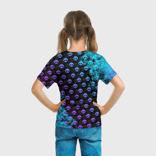 Детская футболка 3D Brawl Stars LEON Фото 01