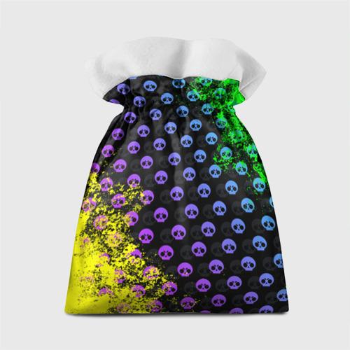 Подарочный 3D мешок Brawl Stars LEON Фото 01