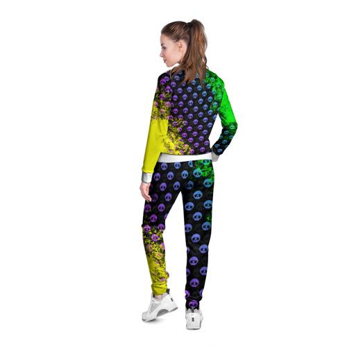 Женская олимпийка 3D Brawl Stars LEON Фото 01