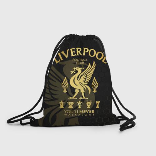 Рюкзак-мешок 3D Ливерпуль One фото