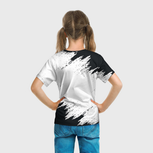 Детская футболка 3D MARSHMELLO   МАРШЕМЕЛЛО  Фото 01