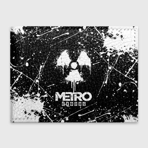 Обложка для студенческого билета METRO EXODUS Фото 01