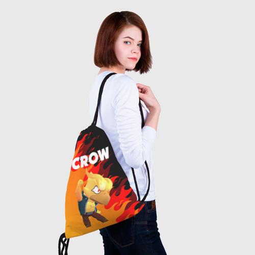 Рюкзак-мешок 3D BRAWL STARS CROW PHOENIX Фото 01