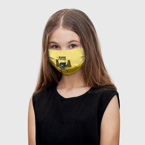 Детская маска (+5 фильтров) Brawl Stars One фото
