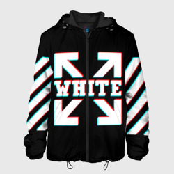 OFF-WHITE BLACK (GLITCH)