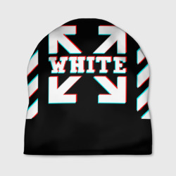 OFF-WHITE BLACK (GLITCH)