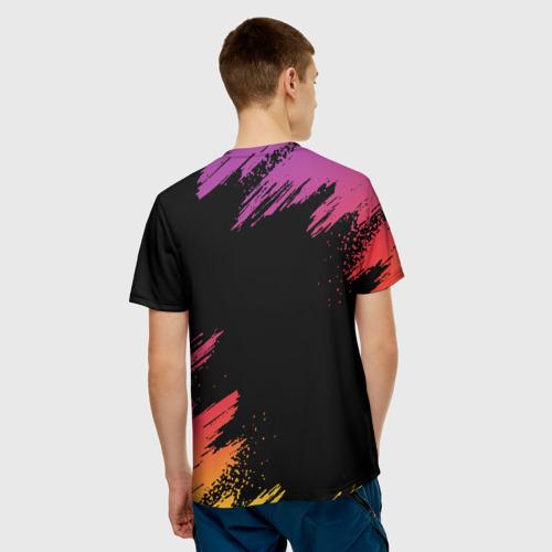 Мужская футболка 3D Likee (LIKE Video) Фото 01