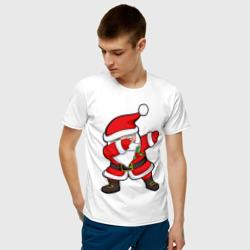 Santa dab