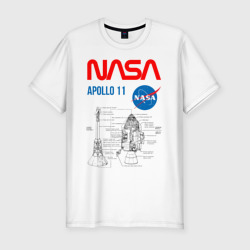 Nasa Apollo 11 (двухсторонняя)