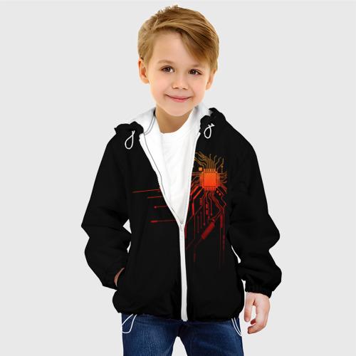 Детская куртка 3D Fire IC Фото 01