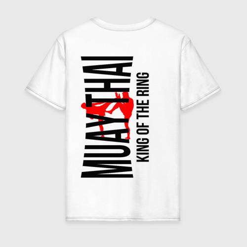 Мужская футболка хлопок Muay thai (двухсторонняя) Фото 01