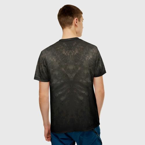Мужская футболка 3D Косуха терминатора Фото 01
