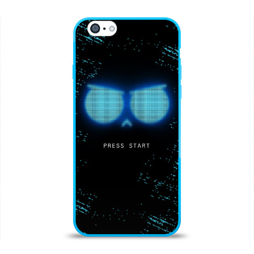 Чехол для iPhone 6/6S глянцевый Brawl Stars  Фото 01