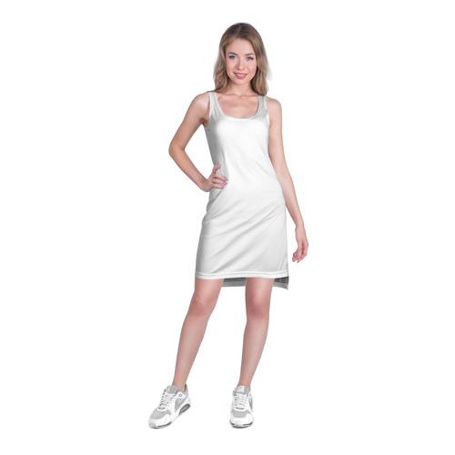 Платье-майка 3D Без дизайна Фото 01