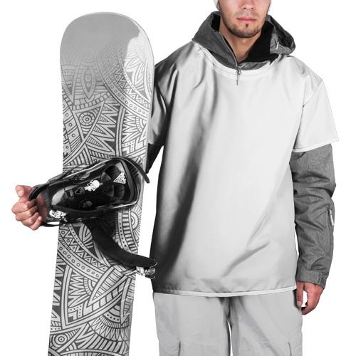 Накидка на куртку 3D Без дизайна Фото 01
