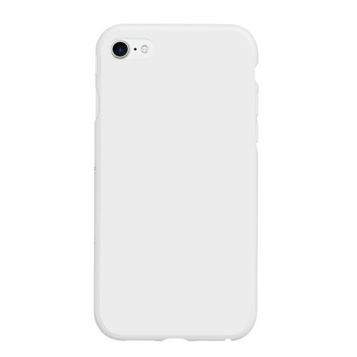 Чехол для iPhone 6/6S матовый Без дизайна Фото 01