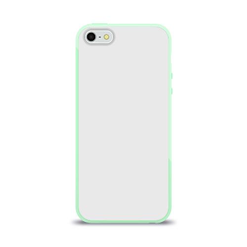 Чехол для iPhone 5/5S глянцевый Без дизайна Фото 01