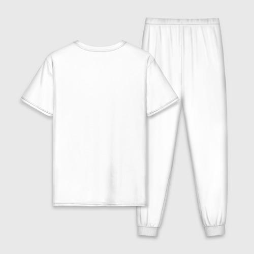 Мужская пижама хлопок Без дизайна Фото 01
