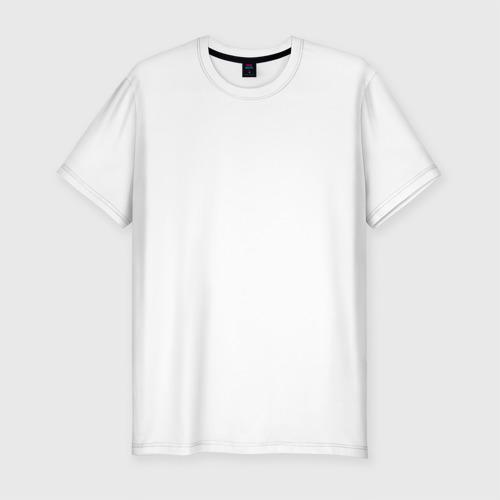 Мужская футболка премиум Без дизайна Фото 01