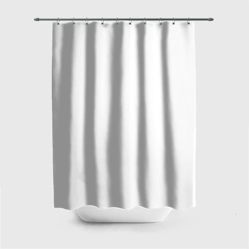 Штора 3D для ванной Без дизайна Фото 01