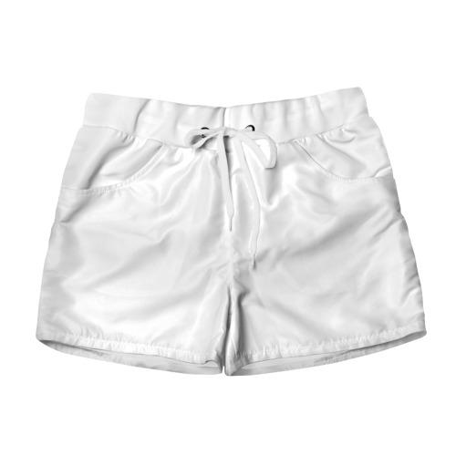 Женские шорты 3D Без дизайна Фото 01