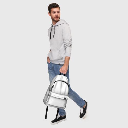 Рюкзак 3D Без дизайна Фото 01