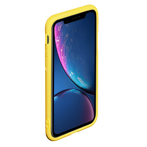 Чехол для iPhone XR матовый Без дизайна Фото 01