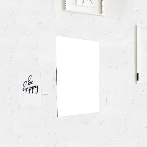 Постер Без дизайна Фото 01
