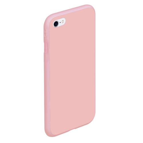 Чехол для iPhone 6/6S Plus матовый Без дизайна Фото 01