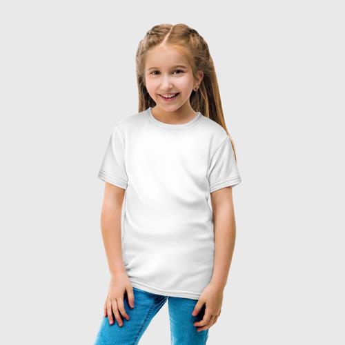Детская футболка хлопок Без дизайна Фото 01
