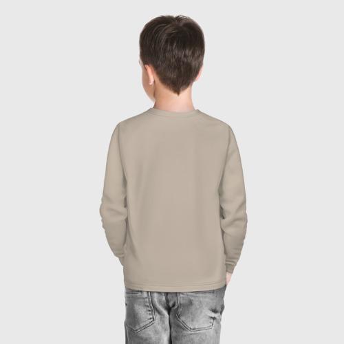 Детский лонгслив хлопок Без дизайна Фото 01