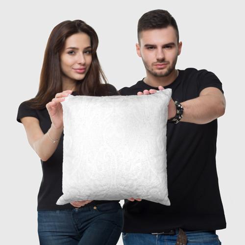 Подушка 3D Без дизайна Фото 01