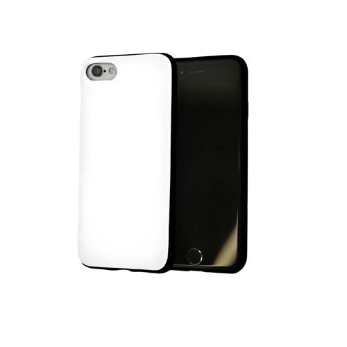 Чехол для Apple iPhone 8 силиконовый глянцевый Без дизайна Фото 01