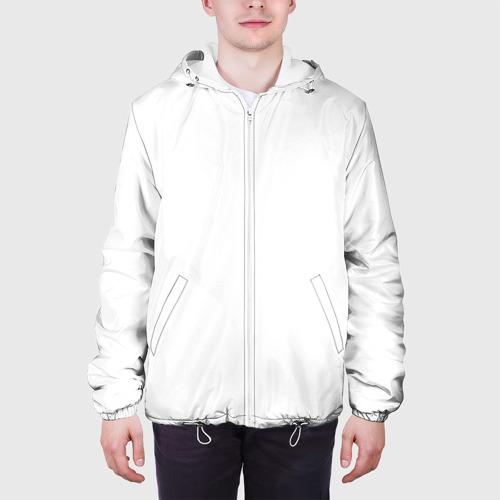 Мужская куртка 3D Без дизайна Фото 01