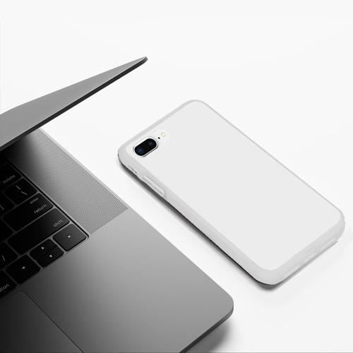 Чехол для iPhone 7/8 Plus матовый Без дизайна Фото 01