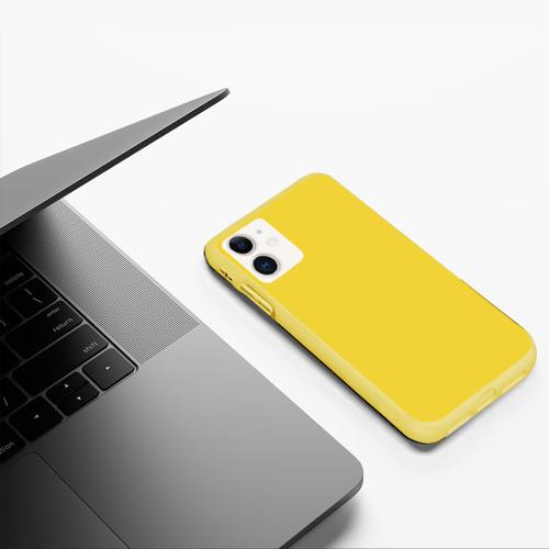 Чехол для iPhone 11 матовый Без дизайна Фото 01