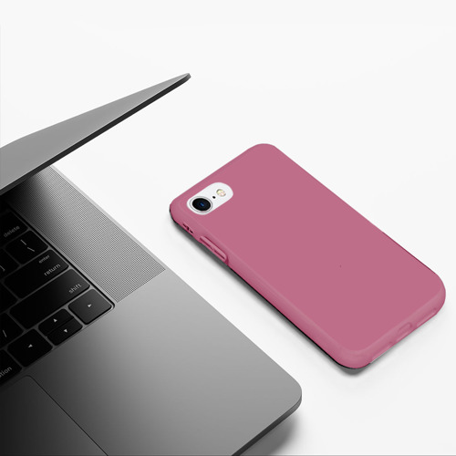 Чехол для iPhone 7/8 матовый Без дизайна Фото 01