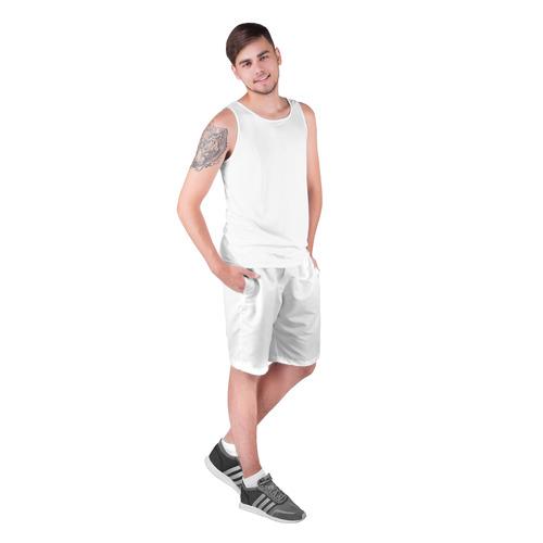 Мужские шорты 3D Без дизайна Фото 01