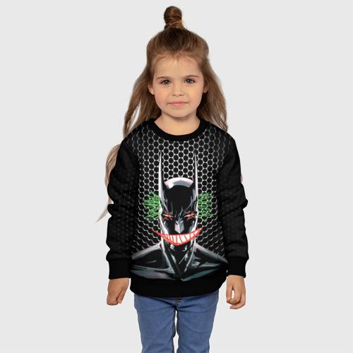 Детский свитшот 3D  Batman - The Joker Фото 01