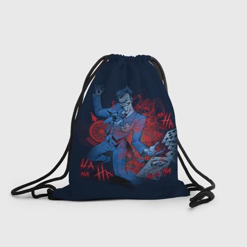 Рюкзак-мешок 3D Joker player Фото 01