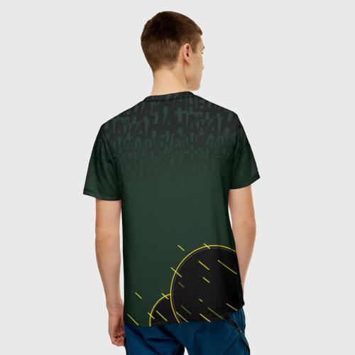 Мужская футболка 3D Batman vs Joker Фото 01