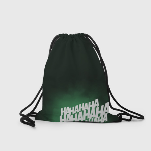 Рюкзак-мешок 3D  Laughing joker Фото 01