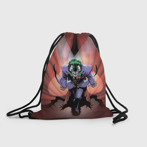Рюкзак-мешок 3D The Joker Show Фото 01
