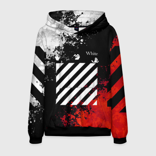 OFF-WHITE | BLACK & RED.
