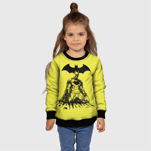 Детский свитшот 3D Batman Фото 01
