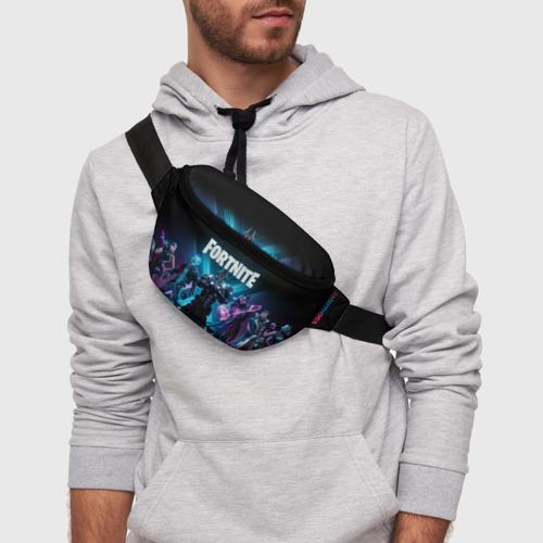 Поясная сумка 3D FORTNITE Фото 01