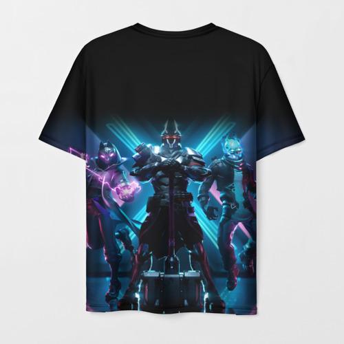 Мужская футболка 3D FORTNITE Фото 01