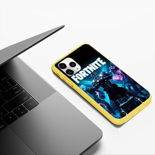 Чехол для iPhone 11 Pro Max матовый FORTNITE Фото 01